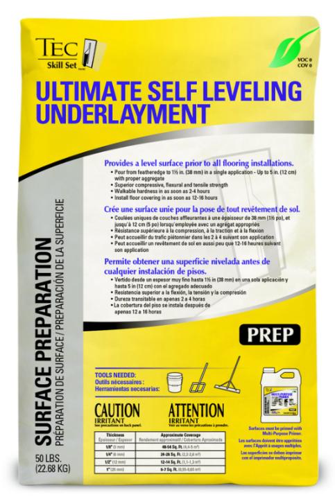 https://www.lowes.com/pd/TEC-Indoor-Self-Leveling-Underlayment/50064115